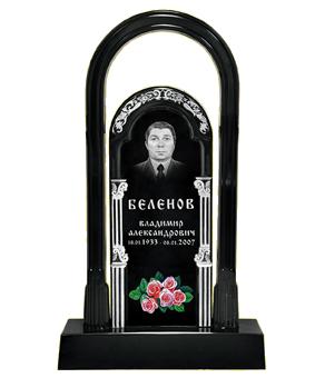 Памятник из литьевого мрамора, арт. ПЛ016