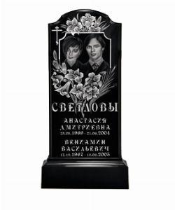 Памятник из литьевого мрамора, арт. ПЛ023