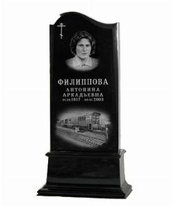 Памятник из литьевого мрамора, арт. ПЛ028