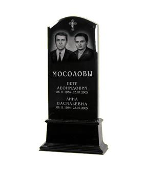 Памятник из литьевого мрамора, арт. ПЛ030