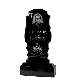 Памятник из литьевого мрамора, арт. ПЛ037