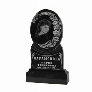 Памятник из литьевого мрамора, арт. ПЛ049