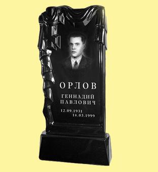 Памятник из литьевого мрамора, арт. ПЛ062