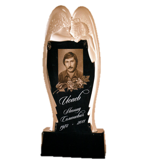 Памятник из литьевого мрамора, арт. ПЛ070