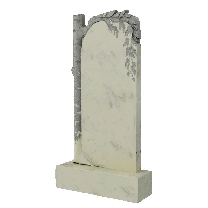 Памятник из мрамора, арт. ПМ300