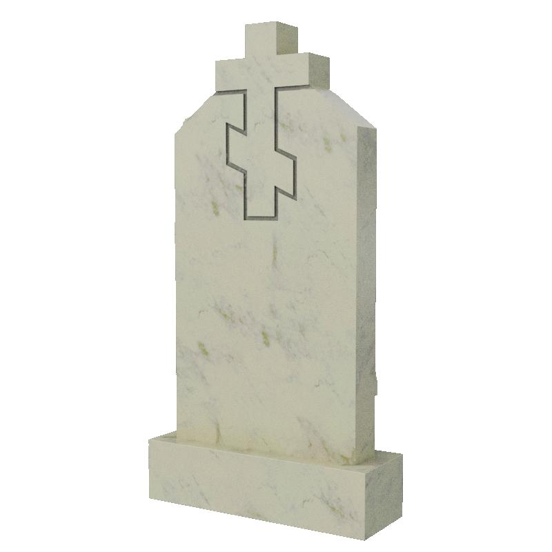 Памятник из мрамора, арт. ПМ312