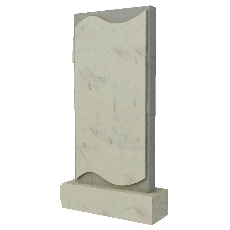 Памятник из мрамора, арт. ПМ317