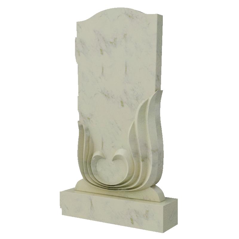 Памятник из мрамора, арт. ПМ318