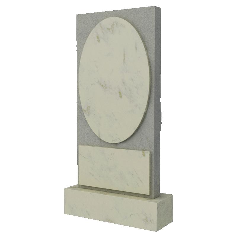 Памятник из мрамора, арт. ПМ329