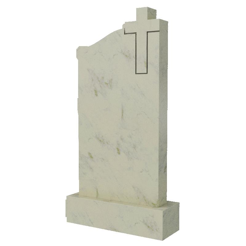 Обелиск из полоцкого мрамора, арт. ПМ334