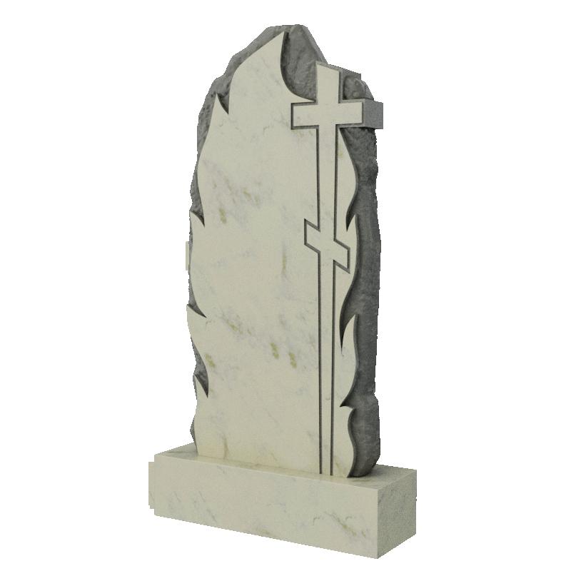 Мраморное надгробие, арт. ПМ335