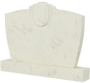Памятник из мрамора, арт. ПМ003