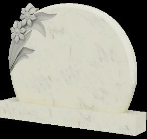Памятник из мрамора, арт. ПМ009