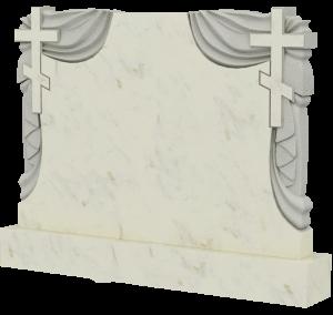 Памятник из мрамора, арт. ПМ012
