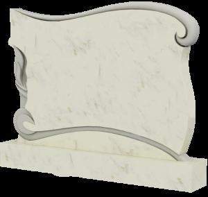Памятник из мрамора, арт. ПМ016