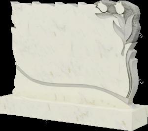 Памятник из мрамора, арт. ПМ017