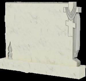 Памятник из мрамора, арт. ПМ018