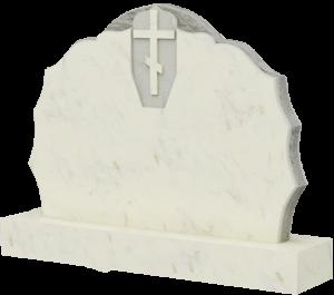 Памятник из мрамора, арт. ПМ019