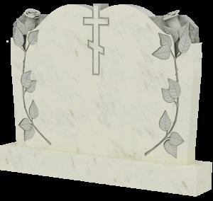 Памятник из мрамора, арт. ПМ022