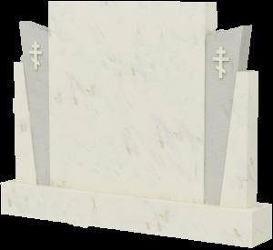 Памятник из мрамора, арт. ПМ028