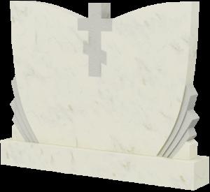 Памятник из мрамора, арт. ПМ029