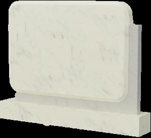 Памятник из мрамора, арт. ПМ032