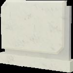 Мемориальное сооружение из натурального камня, арт. ПМ034