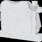 Памятник из мрамора, арт. ПМ036