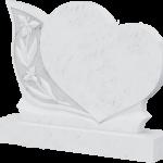 Памятник из мрамора, арт. ПМ037