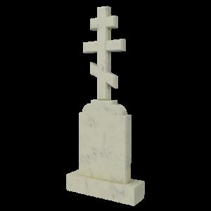 Крест из мрамора, арт. ПМ602