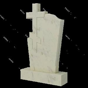 Крест из мрамора, арт. ПМ604