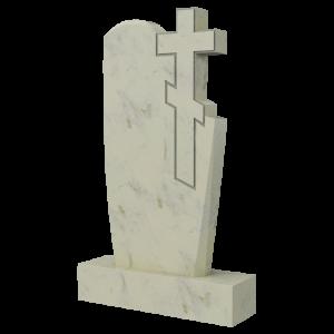 Крест из мрамора, арт. ПМ605