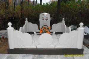 Фото комплексов из литьевого мрамора