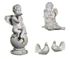 Скульптуры