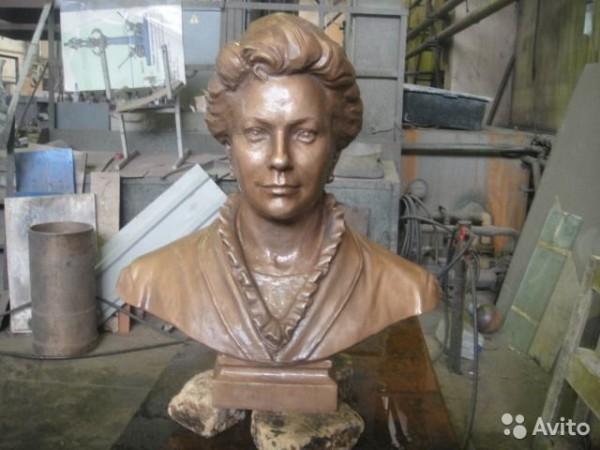 Бронзовая скульптура, арт. Б10