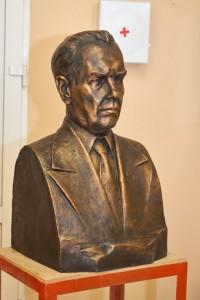 Бронзовая скульптура, арт. Б3