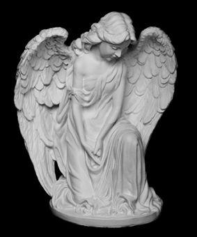 Скульптура - Скорбящая, арт. 022