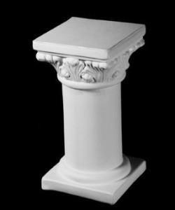 Скульптура - Колонна большая, арт. 025