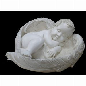 Скульптура - Ангел спящий, арт. 054