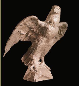 Скульптура - Орёл, арт. 1