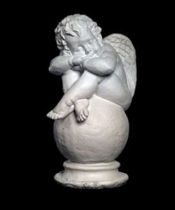Скульптура - Ангел, арт. 010