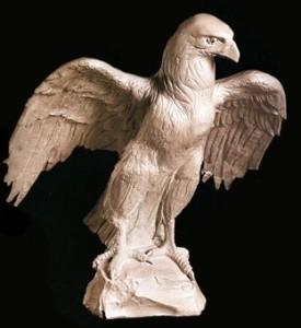 Скульптура - Орёл, арт. 2