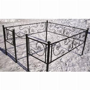 Кованые и металлические ограды
